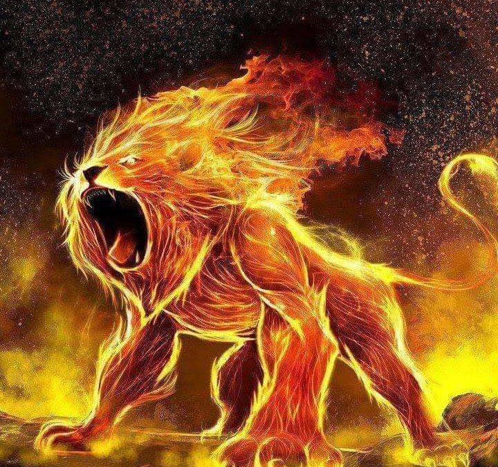 The lion´s roar, a Tibetan technique to feel free from negative energies